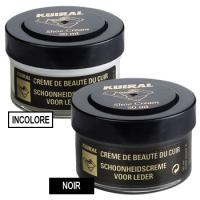 Doplnky Vosk na topánky Kuiral LOT 2 POMMADIERS 50 ML Noir / Incolore