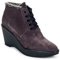 Topánky Ženy Nízke čižmy Parallèle LAHO Fialová