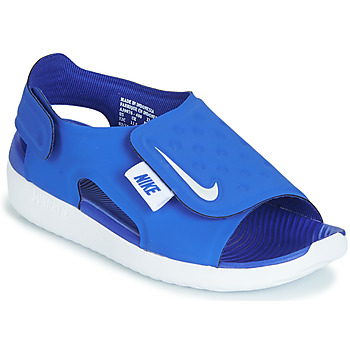 Topánky Chlapci Sandále Nike SUNRAY ADJUST 5 Modrá