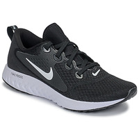 Topánky Ženy Bežecká a trailová obuv Nike REBEL REACT Čierna / Biela