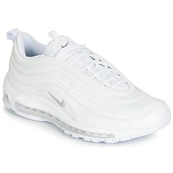 Topánky Muži Nízke tenisky Nike AIR MAX 97 Biela / Šedá